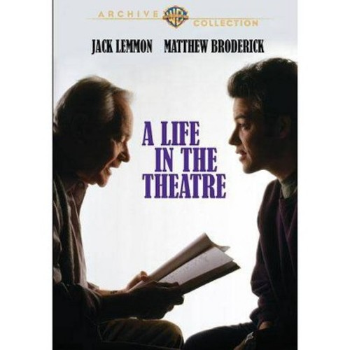 A Life in the Theatre [DVD] [1993]