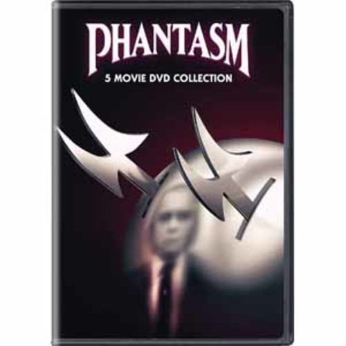 Phantasm 5 Movie Collection [DVD]