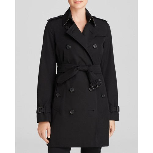 BURBERRY Coat - Kensington Mid Trench