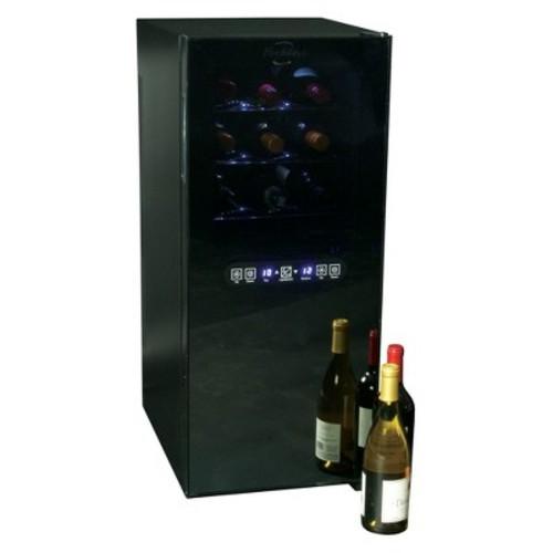 24 Bottle Dual Zone Wine Cooler