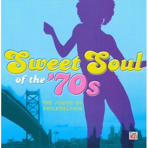 Sweet Soul of the '70s: The Sound of Philadelphia [CD]
