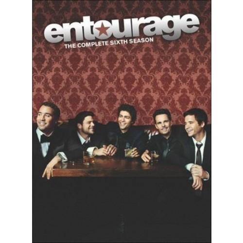 Entourage: The Complete Sixth Season [3 Discs] [DVD]