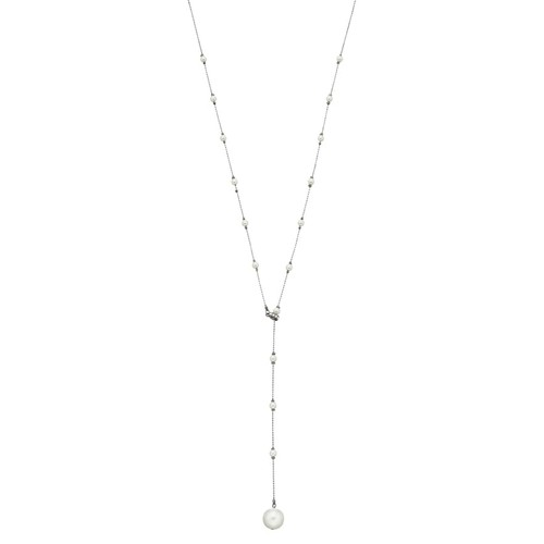 Simply Vera Vera Wang Simulated Pearl Y Necklace