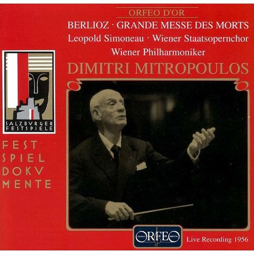 Berlioz: Grande Messe des Morts [CD]