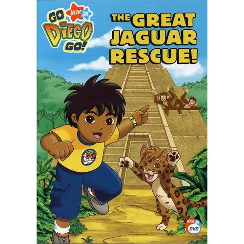 Go Diego Go! - The Great Jaguar Rescue