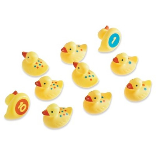 Smart Splash Number Fun Ducks, Set of 10 [1]