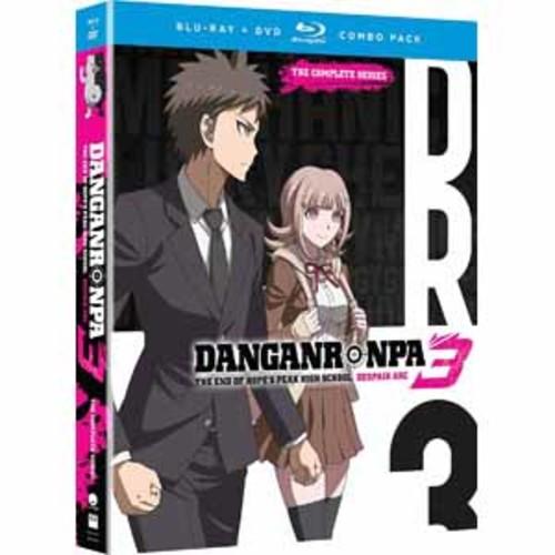 Danganronpa 3: The End of Hope's Peak High School - Despair Arc [Blu-Ray] [DVD]