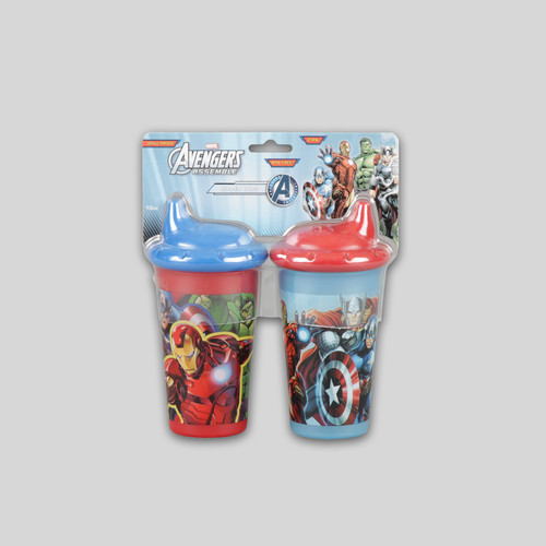 Avengers 2-Pack Sippy Cups
