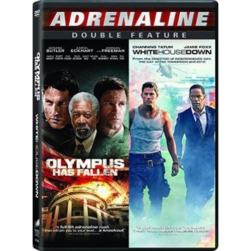 Olympus Has Fallen / White House Down (DVD)