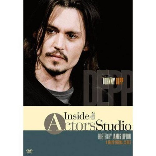 Inside the Actors Studio: Johnny Depp [DVD]