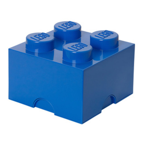 LEGO Black Storage Brick 2