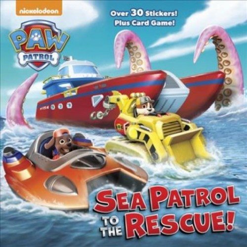 Sea Patrol to the Rescue! (Paperback)