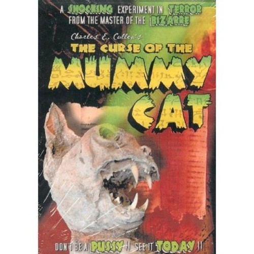 Curse Of The Mummy Cat (DVD)