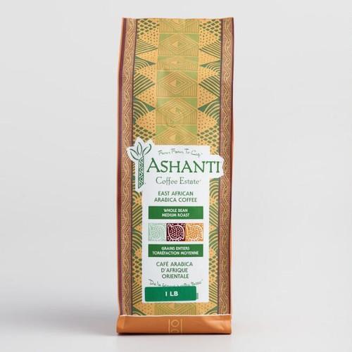 Ashanti Medium Roast Whole Bean Coffee