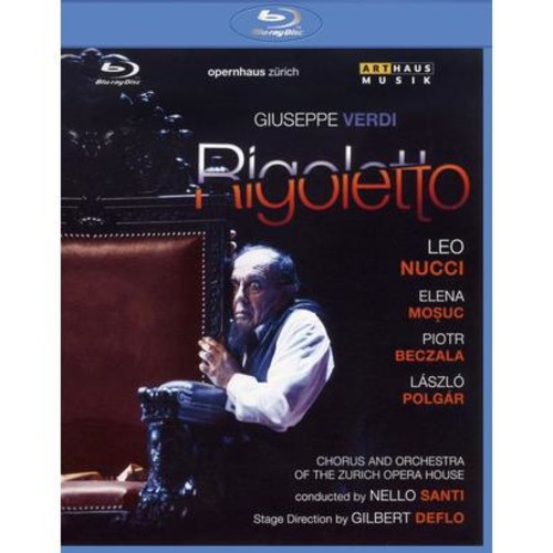 Rigoletto (Blu-ray) (Widescreen)