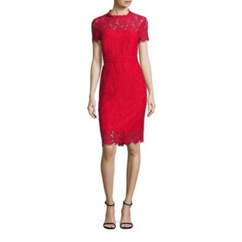 DIANE VON FURSTENBERG Alma Lace Dress