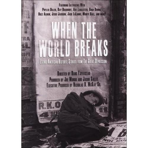 When the World Breaks [DVD] [2009]