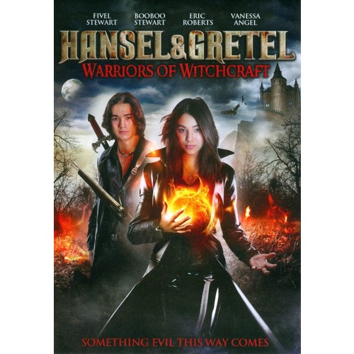 Hansel & Gretel: Warriors of Witchcraft [DVD] [2013]