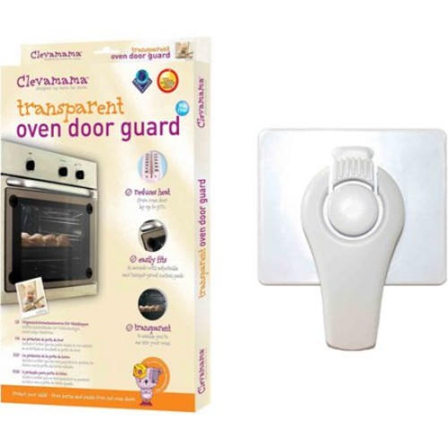 Clevamama Baby Home Safety Oven Guard & Lock Set