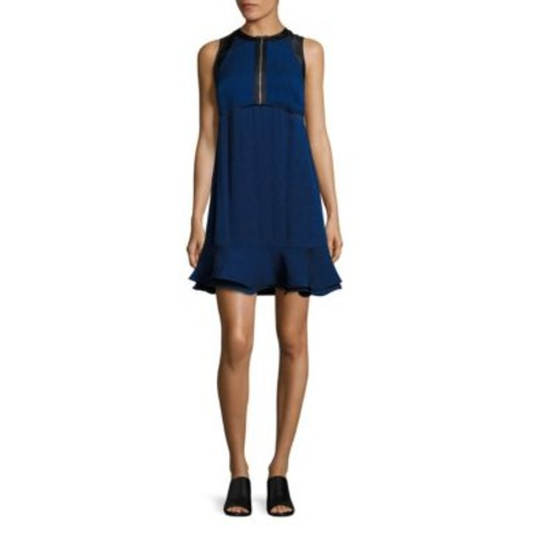 3.1 PHILLIP LIM Ruffled-Hem Dress