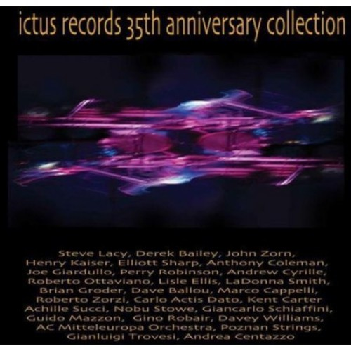Ictus Records 35th Anniversary Collection [CD]