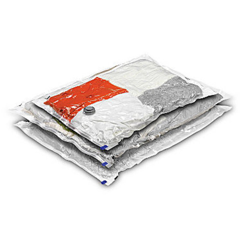Honey-Can-Do 3-Pack Super Travel Combo Vacuum-Pack Storage Bags