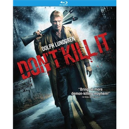 Don't Kill It [Blu-ray] [2016]