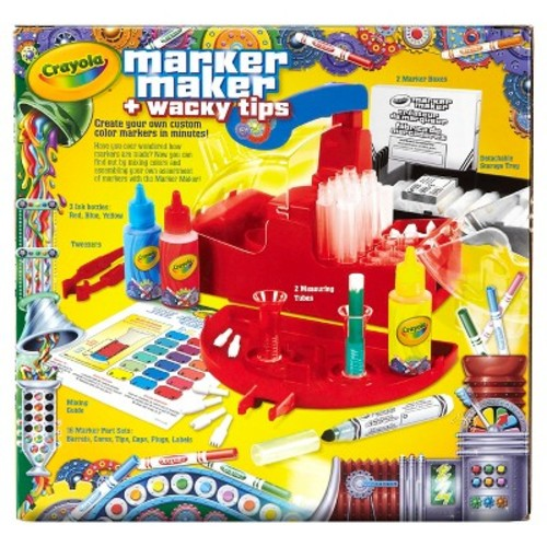 Crayola Marker Maker with Wacky Tips