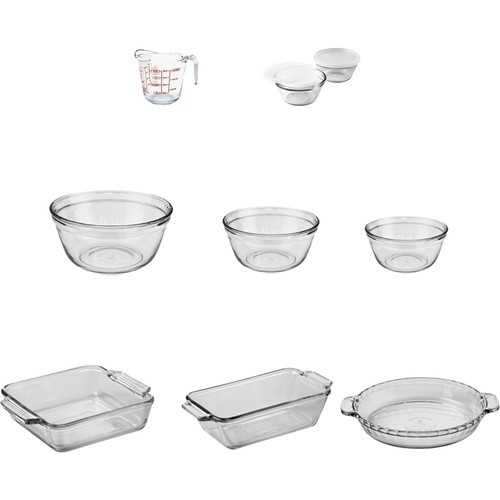 Anchor Hocking Company 82643OBL5 11 Piece Bake Set