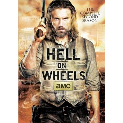 Hell on Wheels: The Complete Second Season [3 Discs]