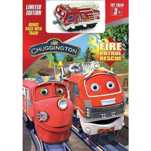 Chuggington: Fire Patrol Rescue (DVD)