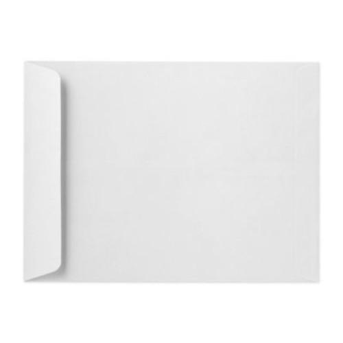 LUX 6 x 9 Open End Envelopes 50/Box) 50/Box, White Linen (1644-WLI-50)