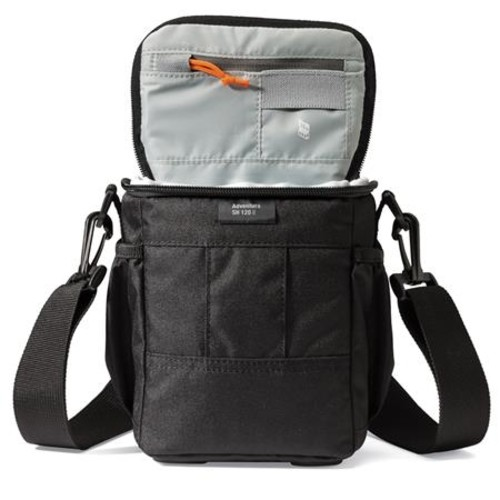 Lowepro Adventura SH 120 II Shoulder Bag for DSLR Camera with Lens LP36864