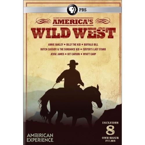 America's Wild West [3 Discs] [DVD]