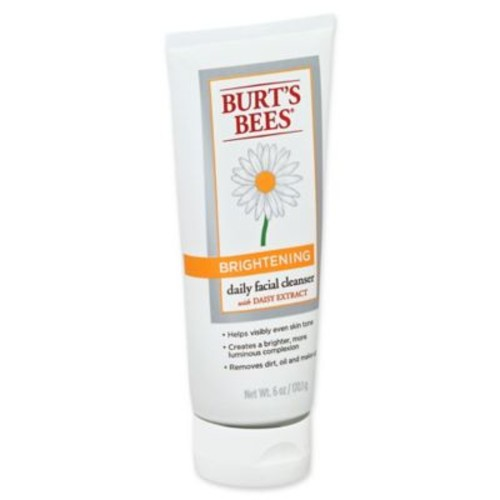 Burt's Bees 6 oz. Daily Brightening Facial Cleanser with Daisy Extract