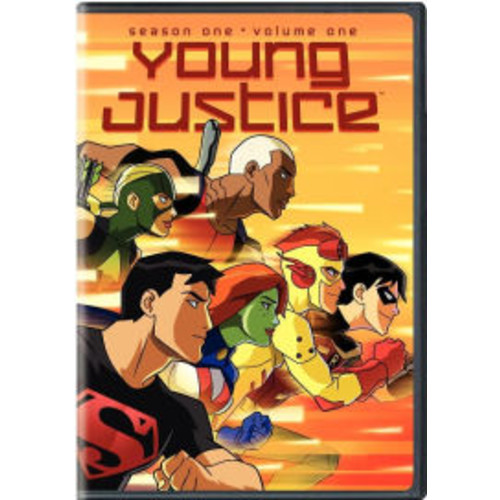 Young Justice: Season One, Vol. 1 (dvd_video)