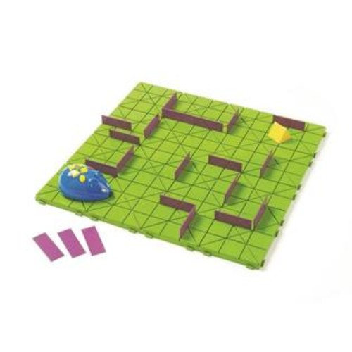 Learning Resources STEM ROBOT MOUSE CODING ACTIVITY