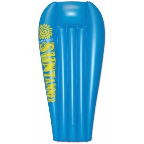 Poolmaster Blue Suntanner Mattress