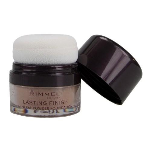 Rimmel London Lasting Finish Mineral Powder Foundation 201 Classic Beige