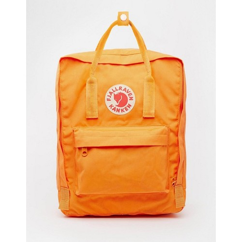 Fjallraven Kanken in Burnt Orange