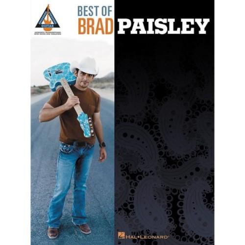 Hal Leonard - Brad Paisley: The Best of Brad Paisley Sheet Music - Multi