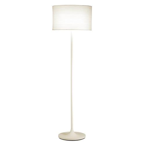 Adesso Oslo 60 in. White Floor Lamp