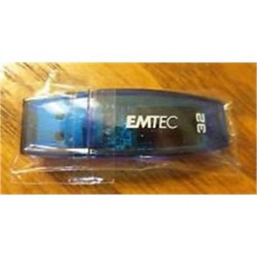 Emtec ECMMD32GC410BAB 32GB USB 2.0 Flash Drive, Black