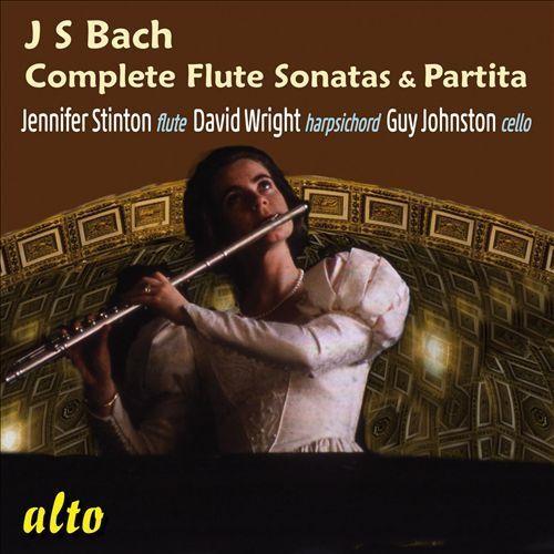 Complete Flute Sonatas & Partita - CD