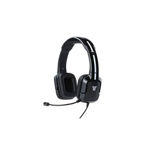 TRITTON Kunai Stereo Headset for PlayStation 4, PlayStation 3, PS Vita, and Mobile Devices [Black]