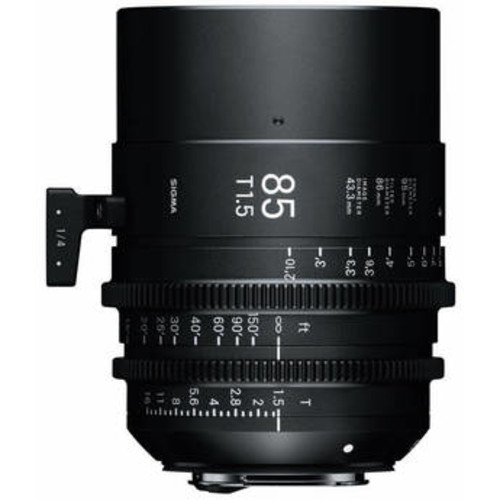 85mm T1.5 FF High-Speed Prime (EF Mount)