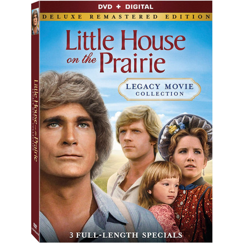 Little House On the Prairie: Legacy Movie Collection (DVD)
