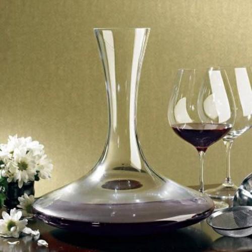 Wine Enthusiast Vivid Wine Decanter