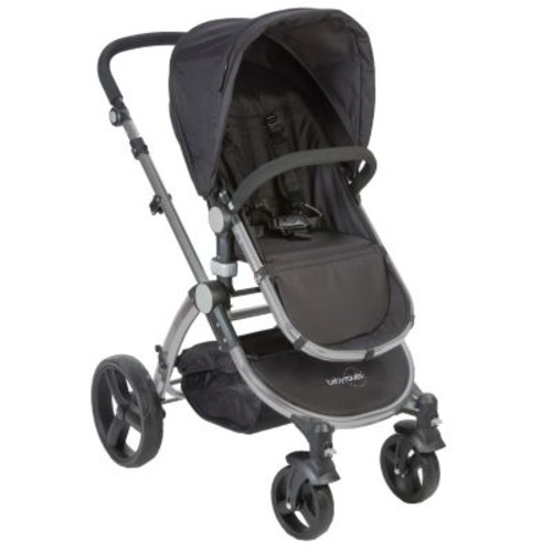 Baby Roues 6501 LeTour Black Lightweight Baby Stroller