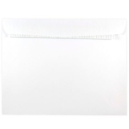 JAM Paper 9 x 12 Open End Envelopes with Peel and Seal Closure, White, 500/box (356828785)